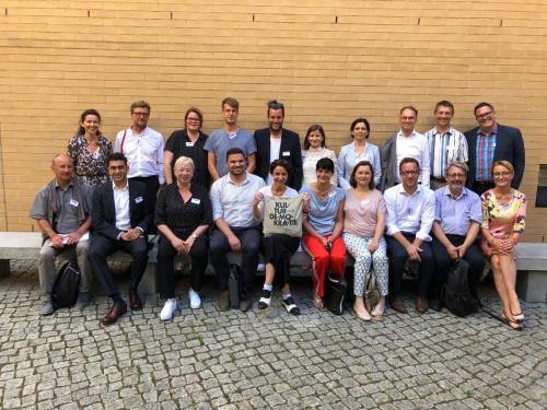 Treffen der Regional- und LandesgruppensprecherInnenen